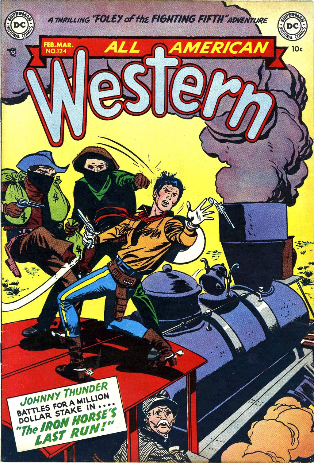 All-American Western issue 124 - Page 1