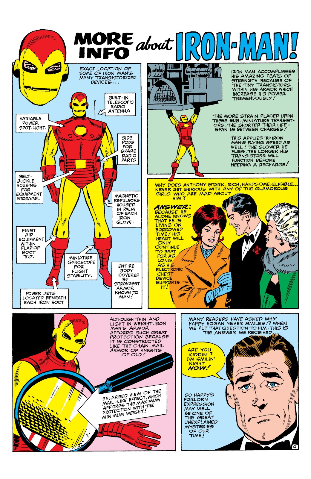 Read online Marvel Masterworks: The Invincible Iron Man comic -  Issue # TPB 2 (Part 1) - 78
