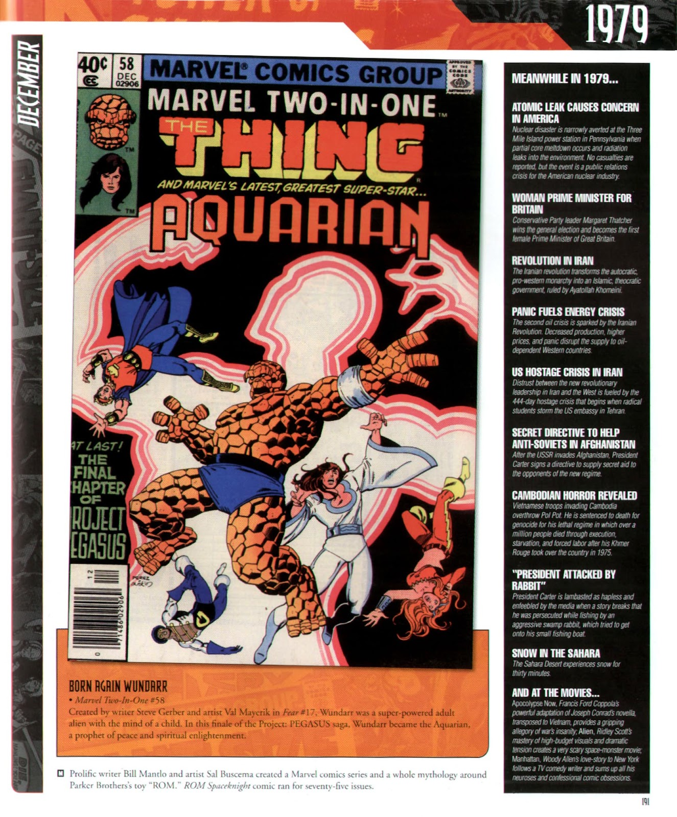 Read online Marvel Chronicle comic -  Issue # TPB (Part 2) - 80