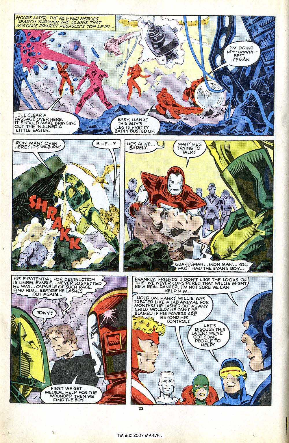 Iron Man Annual issue 8 - Page 28