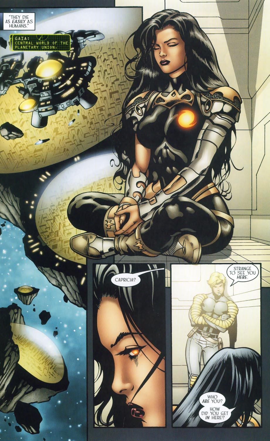 Read online Sigil (2000) comic -  Issue #38 - 15