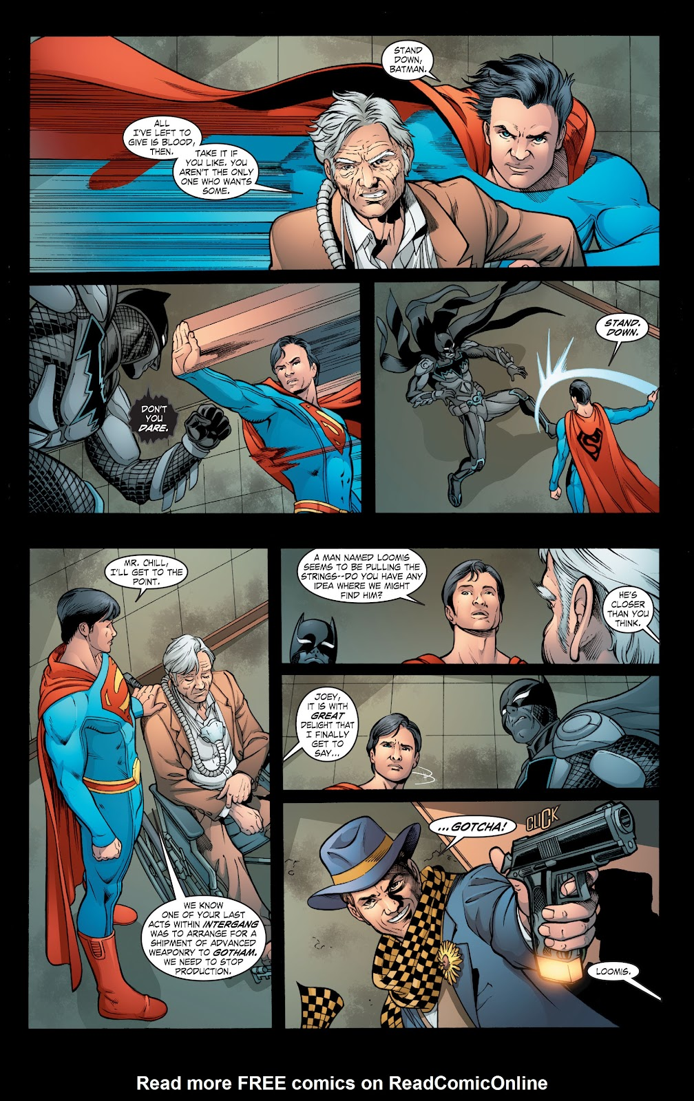 Read online Smallville Season 11 [II] comic -  Issue # TPB 2 - 67