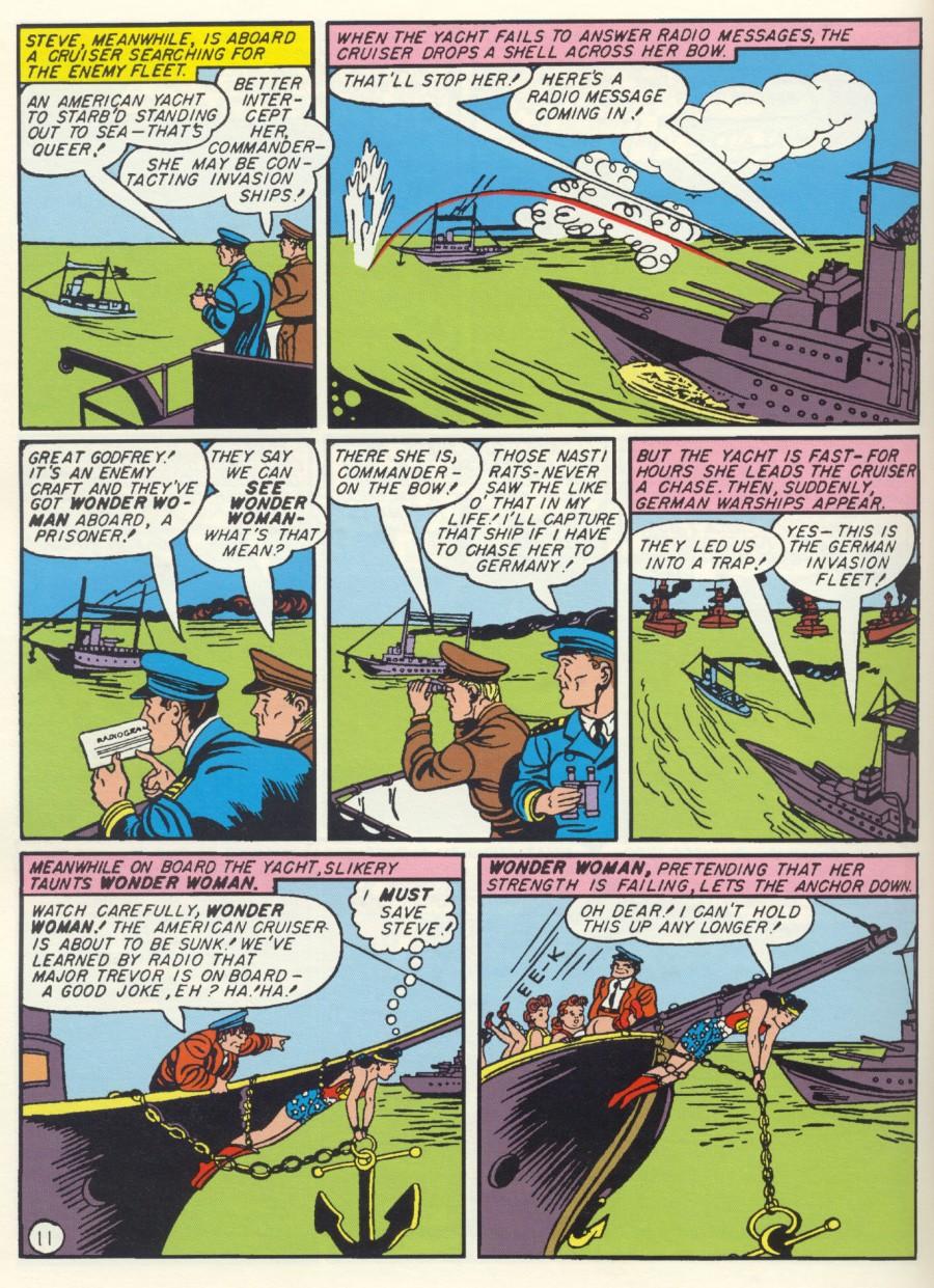 Read online Sensation (Mystery) Comics comic -  Issue #15 - 13