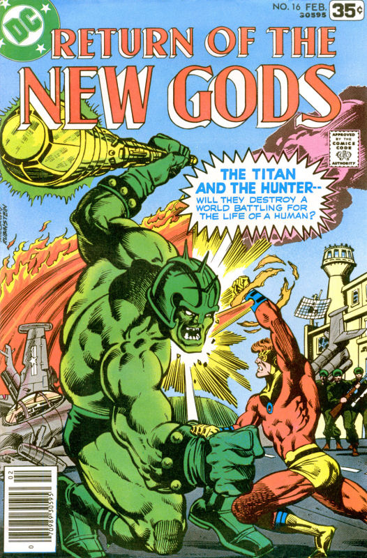 New Gods (1977) issue 16 - Page 1