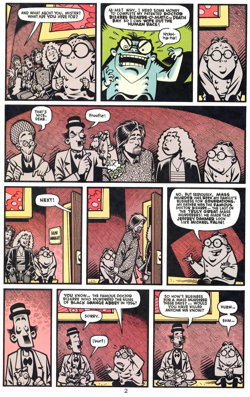 Read online Flinch comic -  Issue #13 - 11