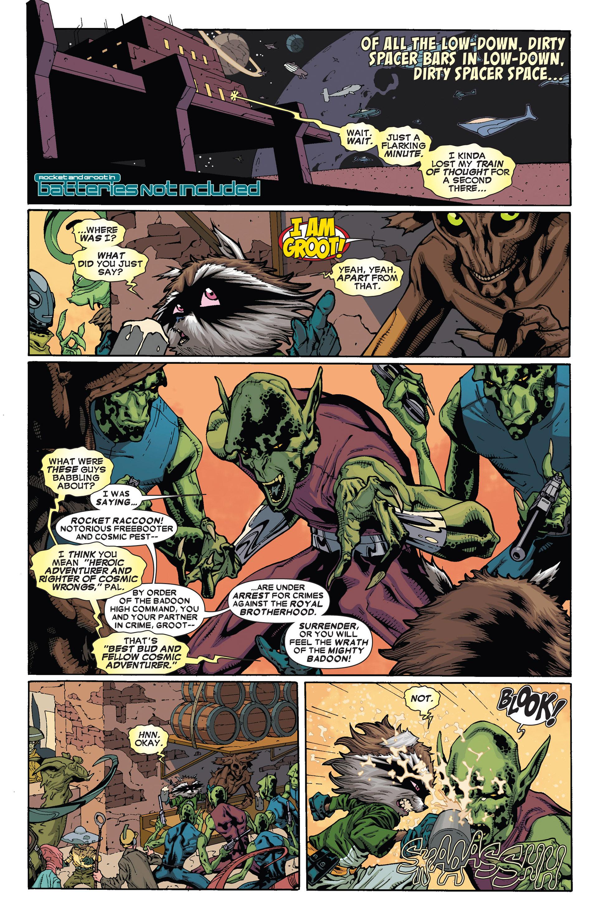 Read online Annihilators: Earthfall comic -  Issue #1 - 23