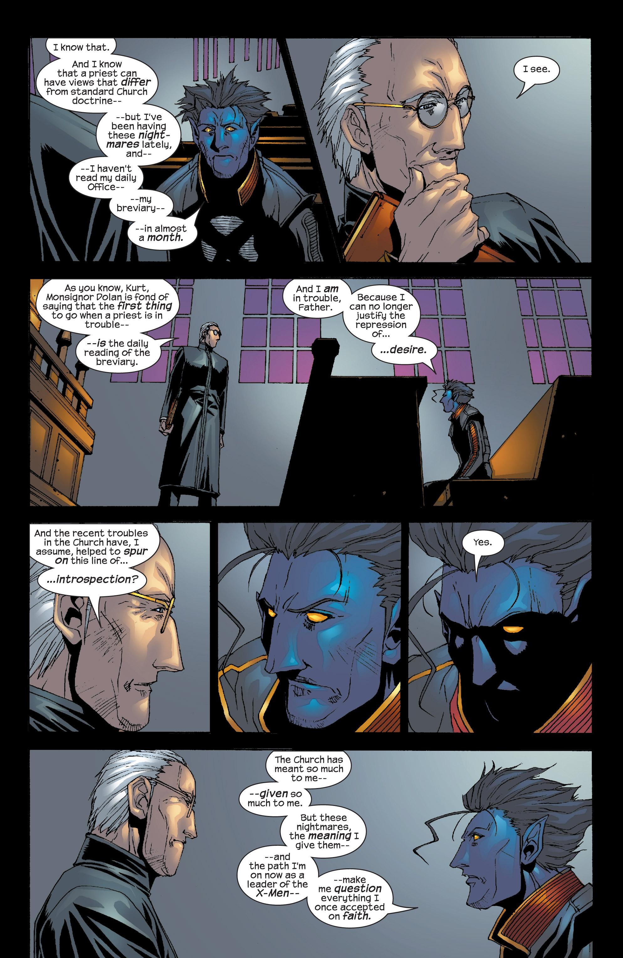 Read online Uncanny X-Men (1963) comic -  Issue #419 - 20