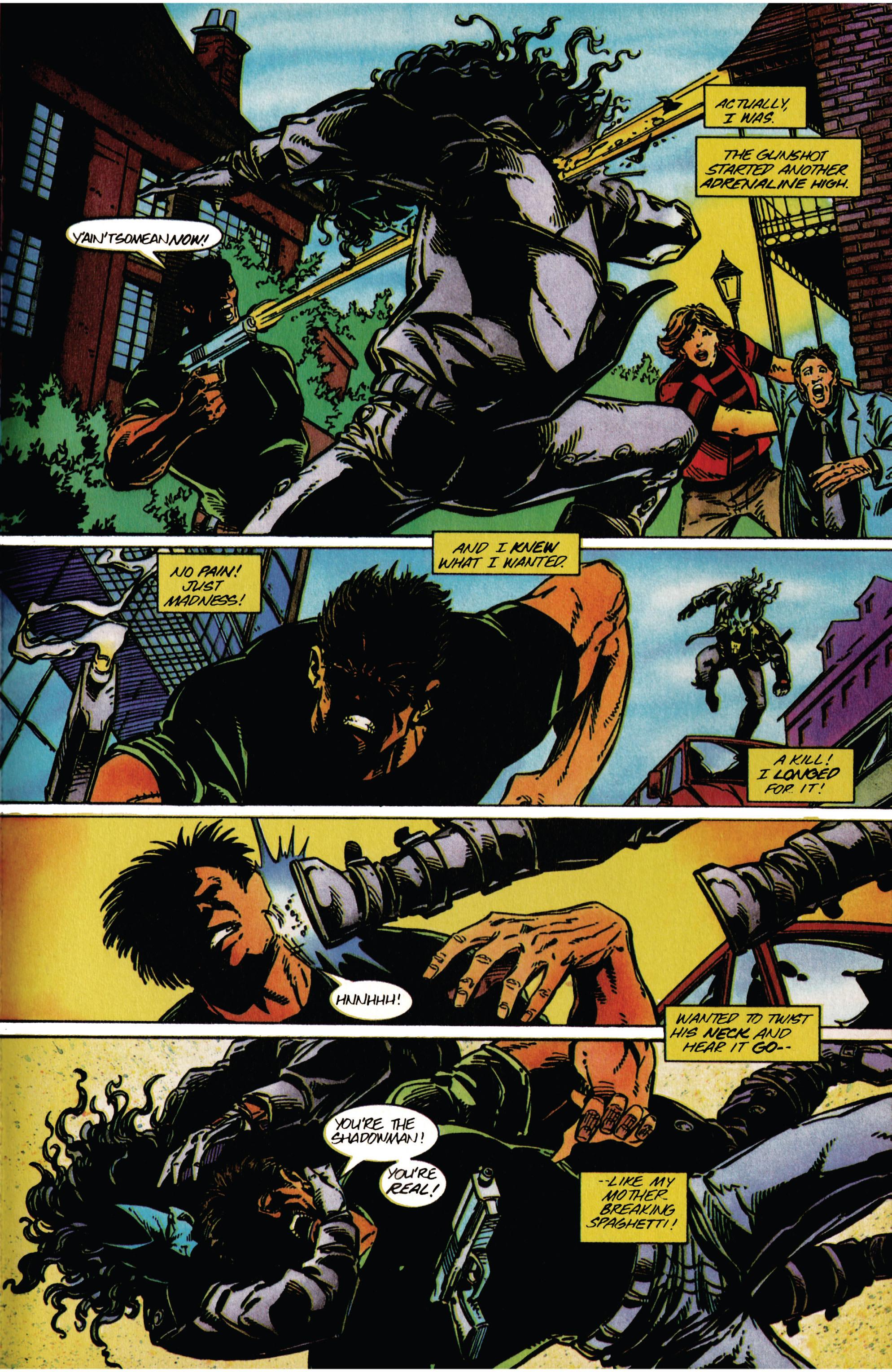 Read online Shadowman (1992) comic -  Issue #39 - 18