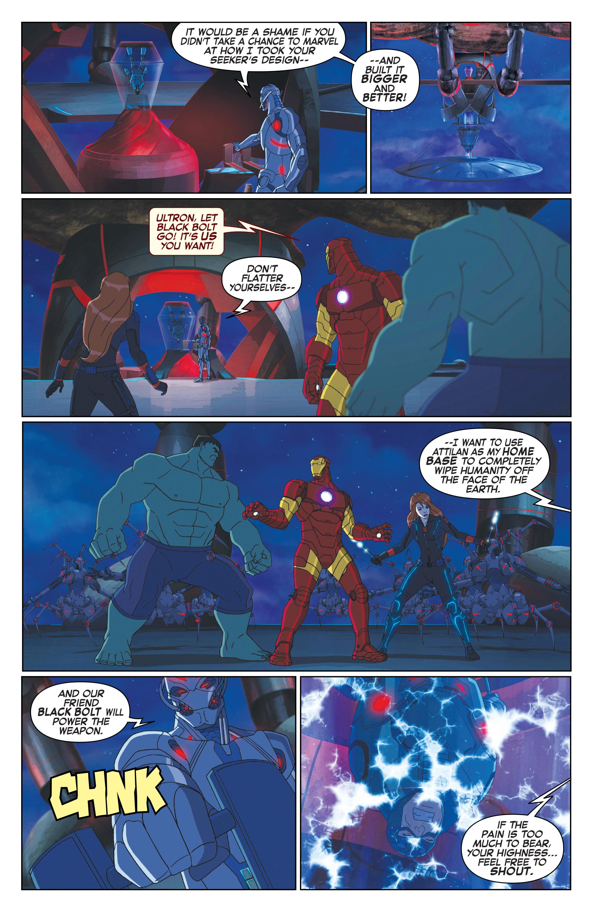 Read online Marvel Universe Avengers: Ultron Revolution comic -  Issue #10 - 14