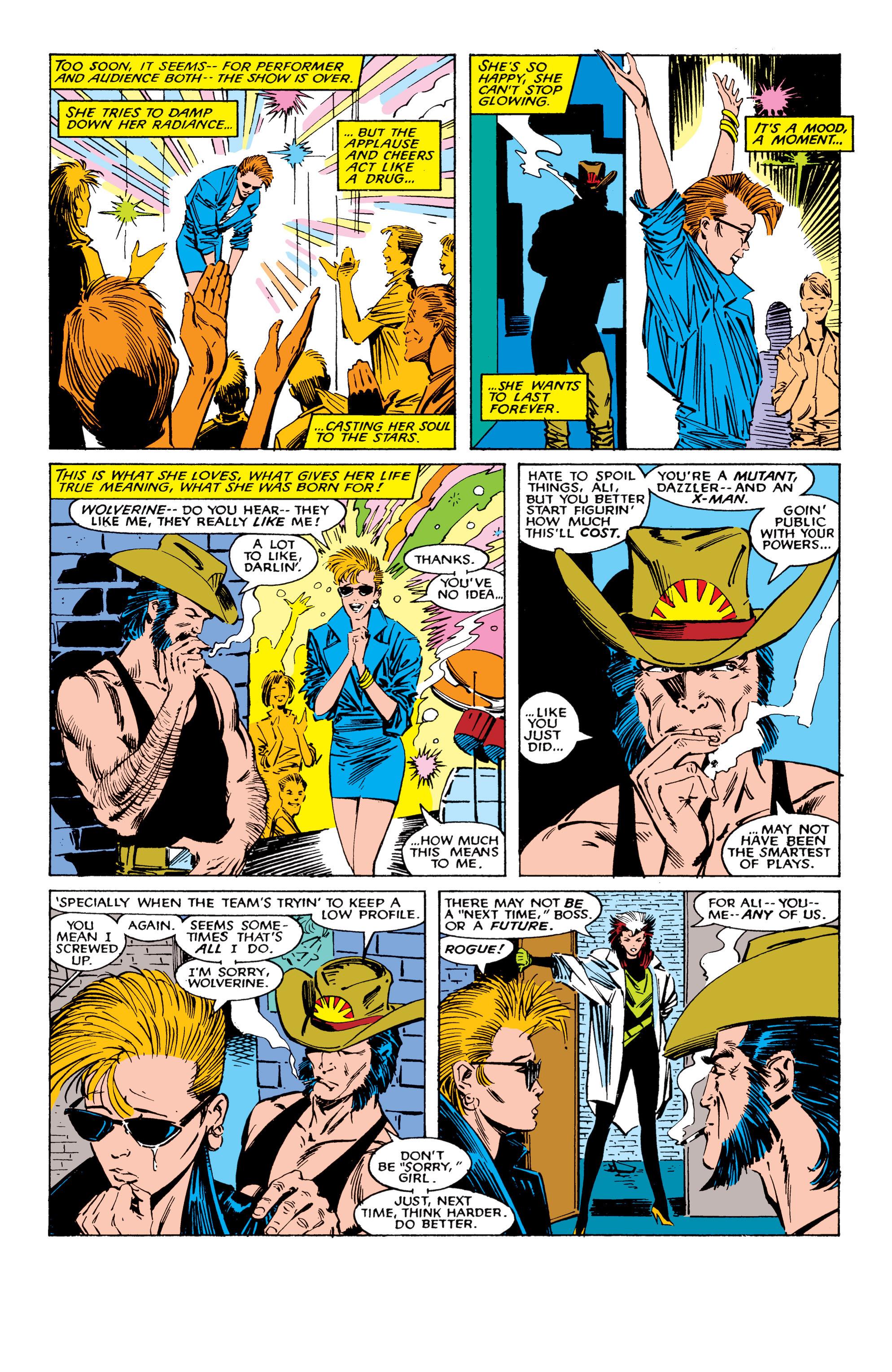 Read online Uncanny X-Men (1963) comic -  Issue #224 - 10