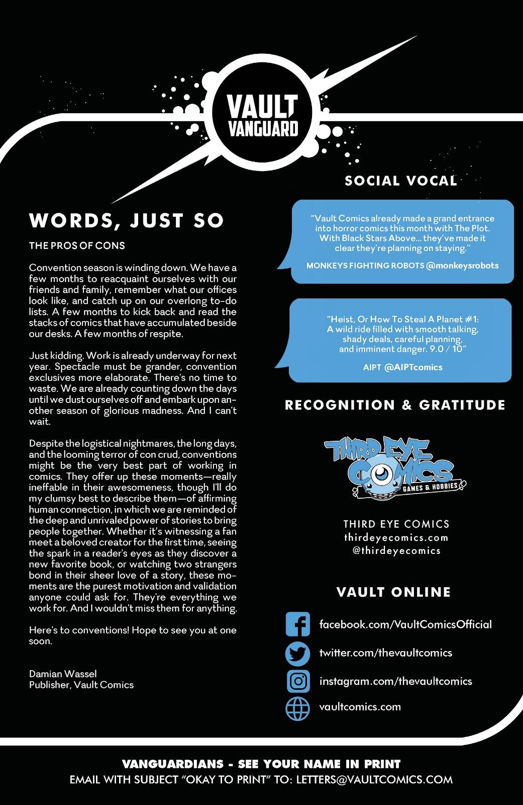 Read online Resonant comic -  Issue #5 - 30