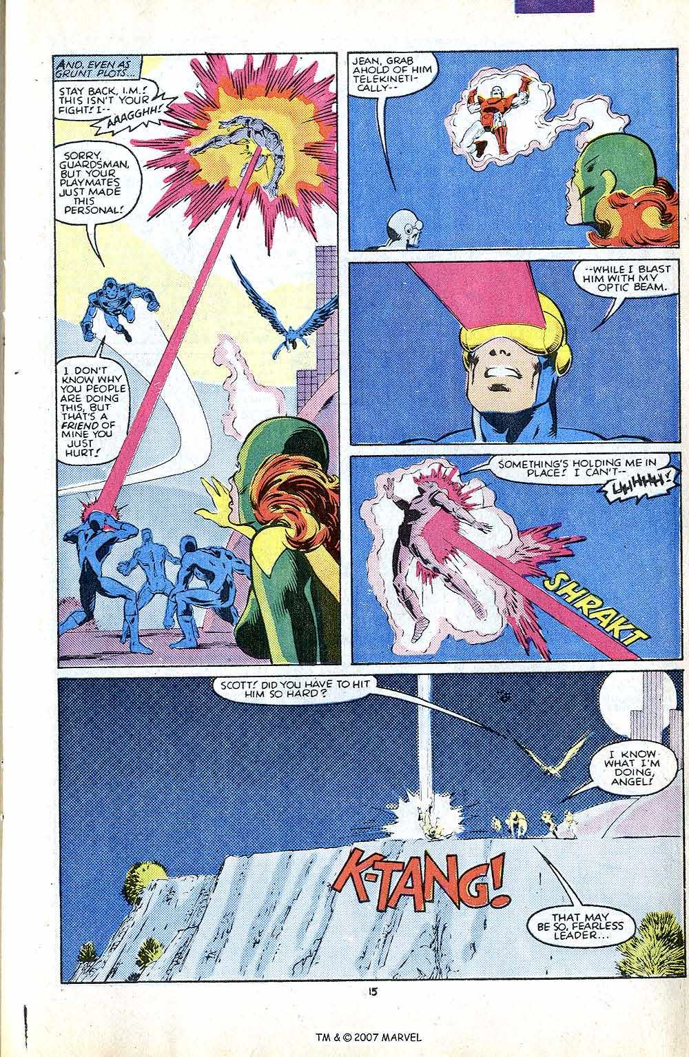 Iron Man Annual issue 8 - Page 21