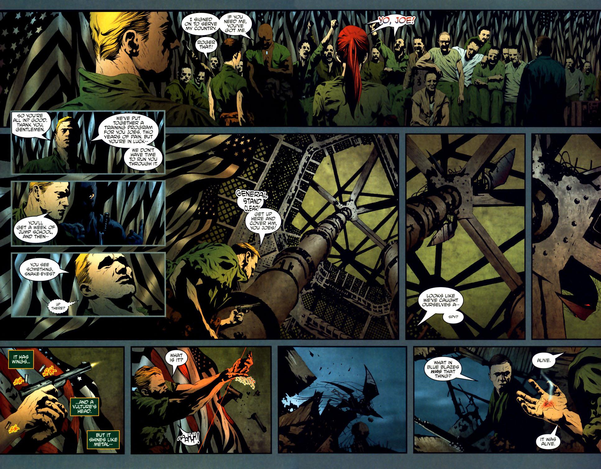 Read online Transformers/G.I. Joe comic -  Issue #1 - 11