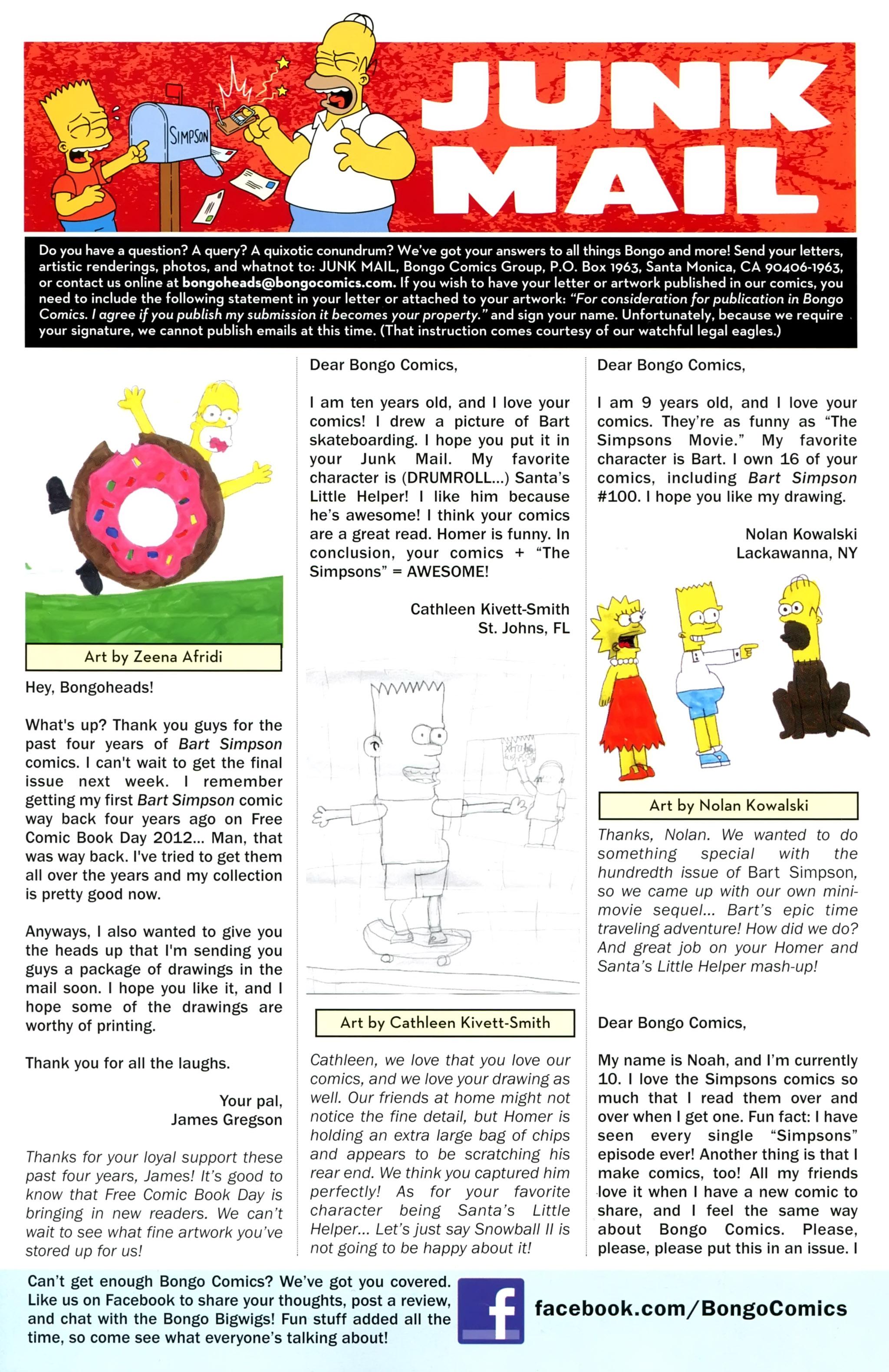 Read online Simpsons Comics comic -  Issue #229 - 28