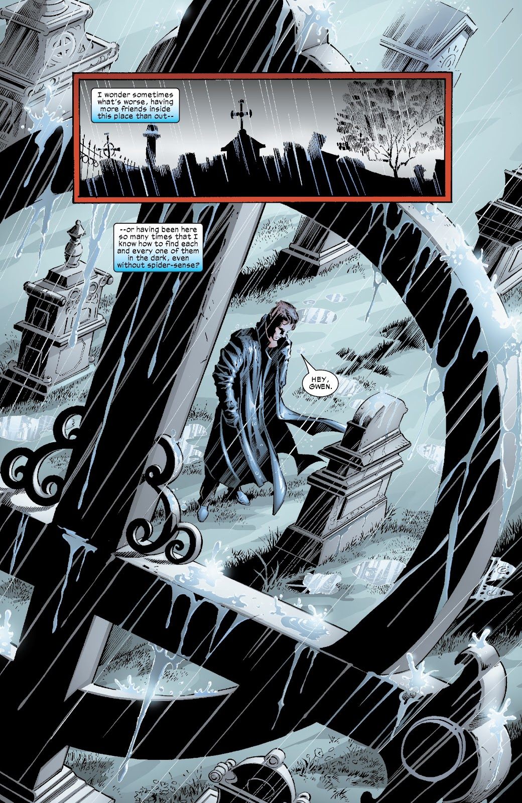 The Amazing Spider-Man by JMS Ultimate Collection issue TPB 3 (Part 2) - Page 54