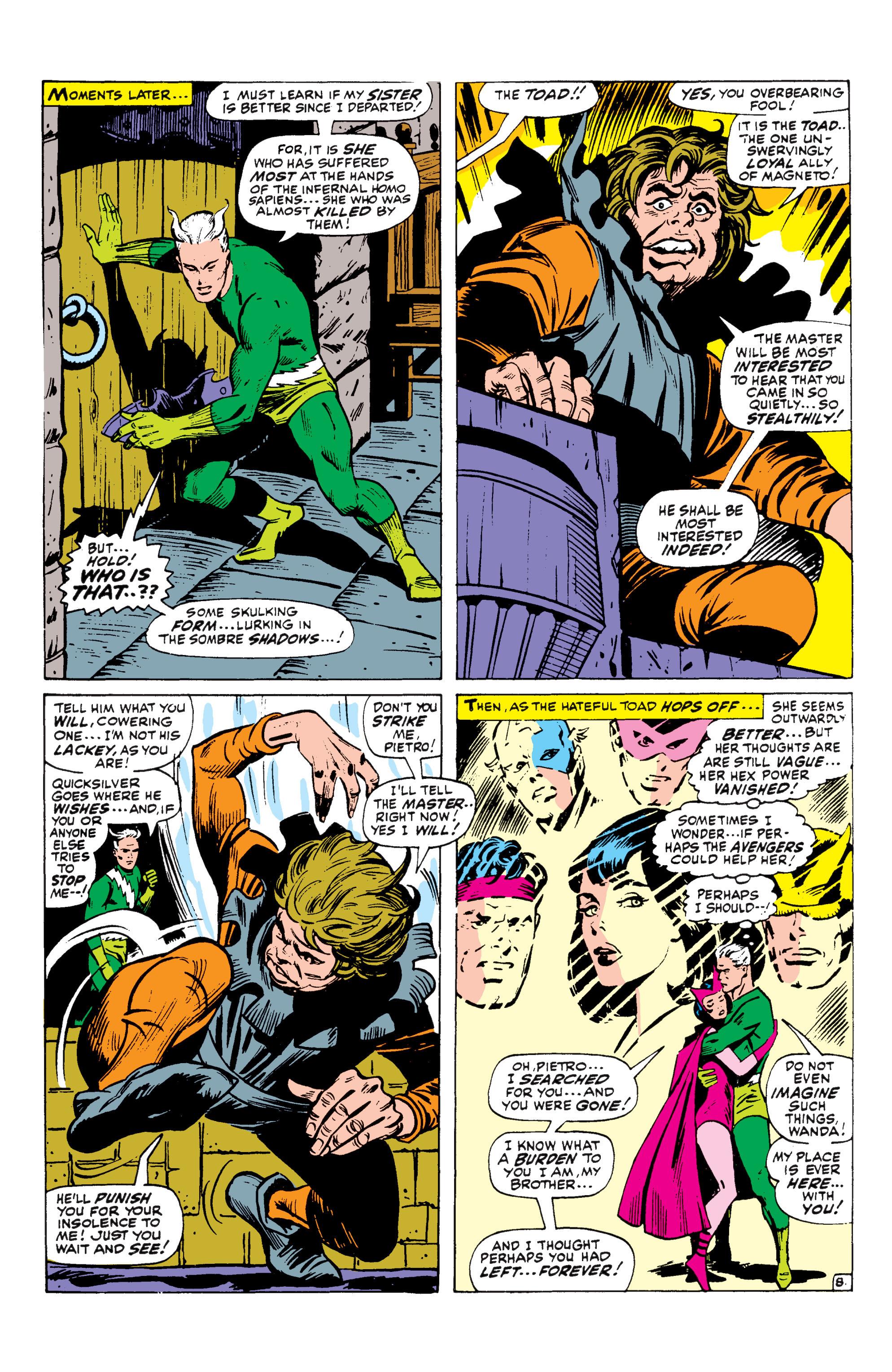 Uncanny X-Men (1963) 43 Page 8