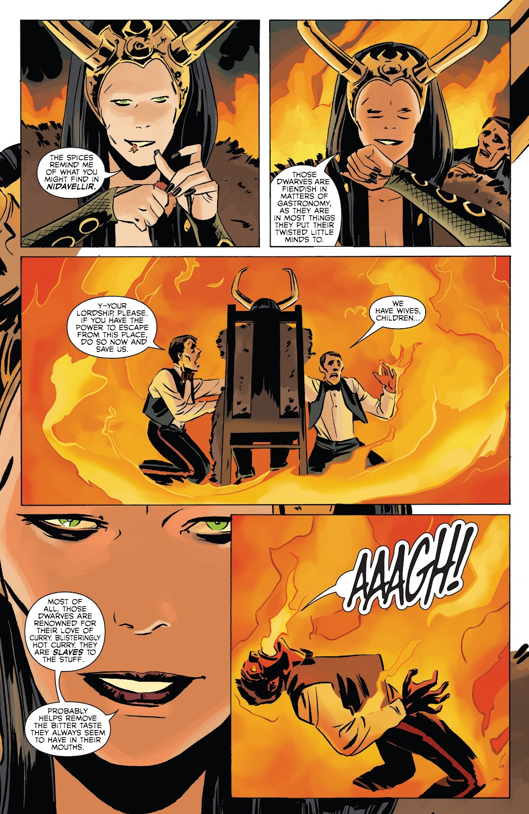 Read online Siege Prelude comic -  Issue # TPB (Part 2) - 9