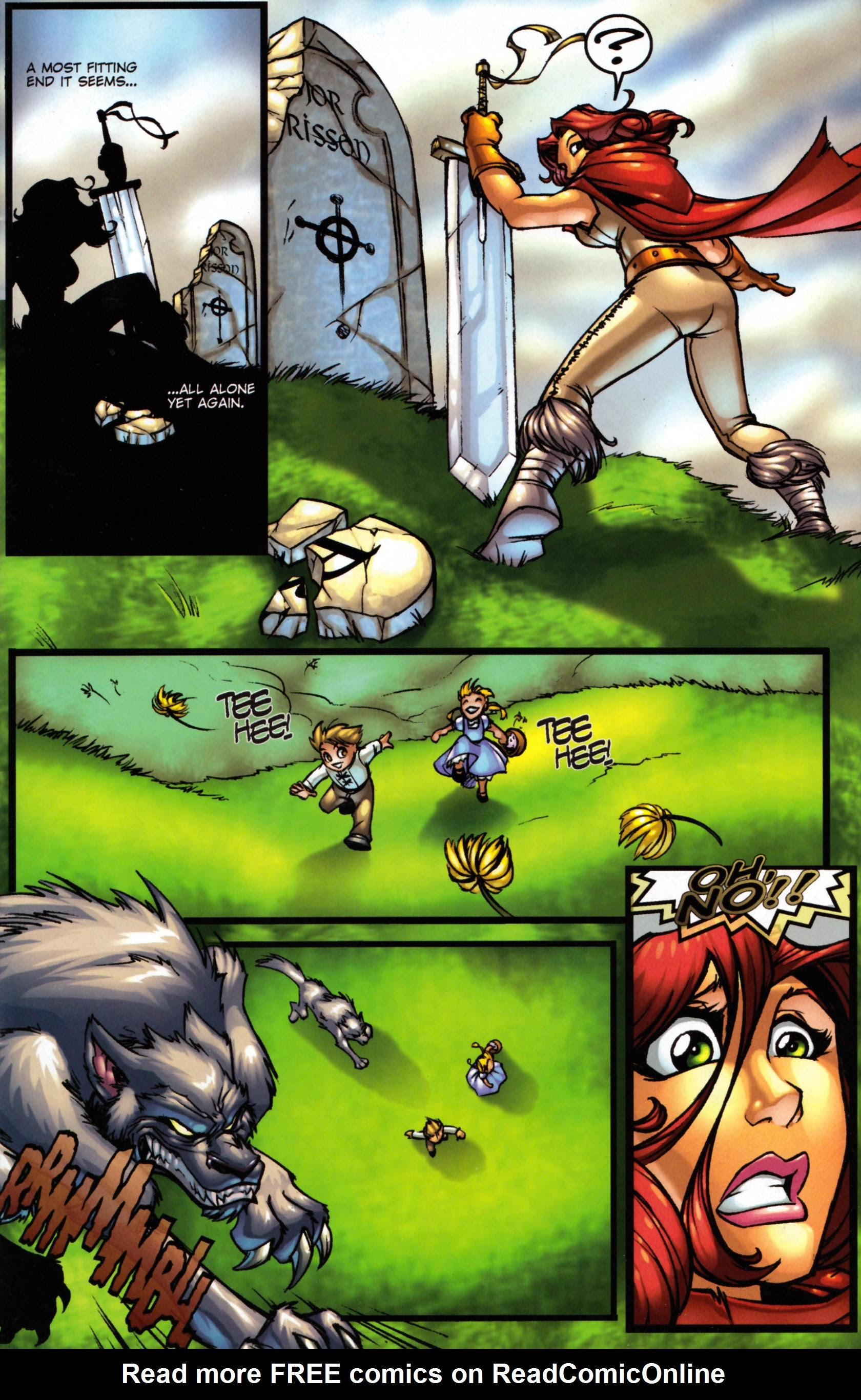 Read online Abiding Perdition comic -  Issue #3 - 4