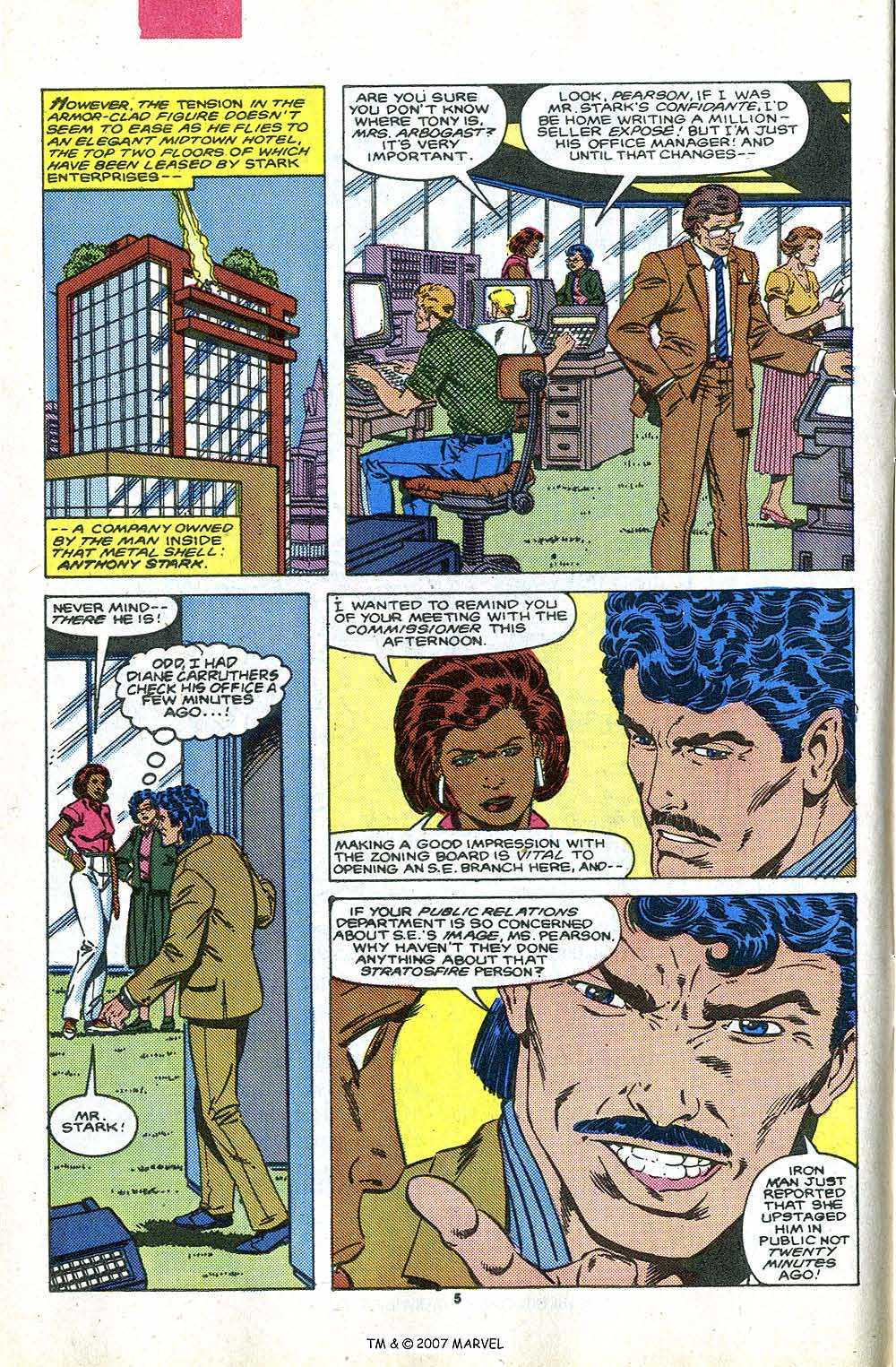 Iron Man Annual issue 9 - Page 8