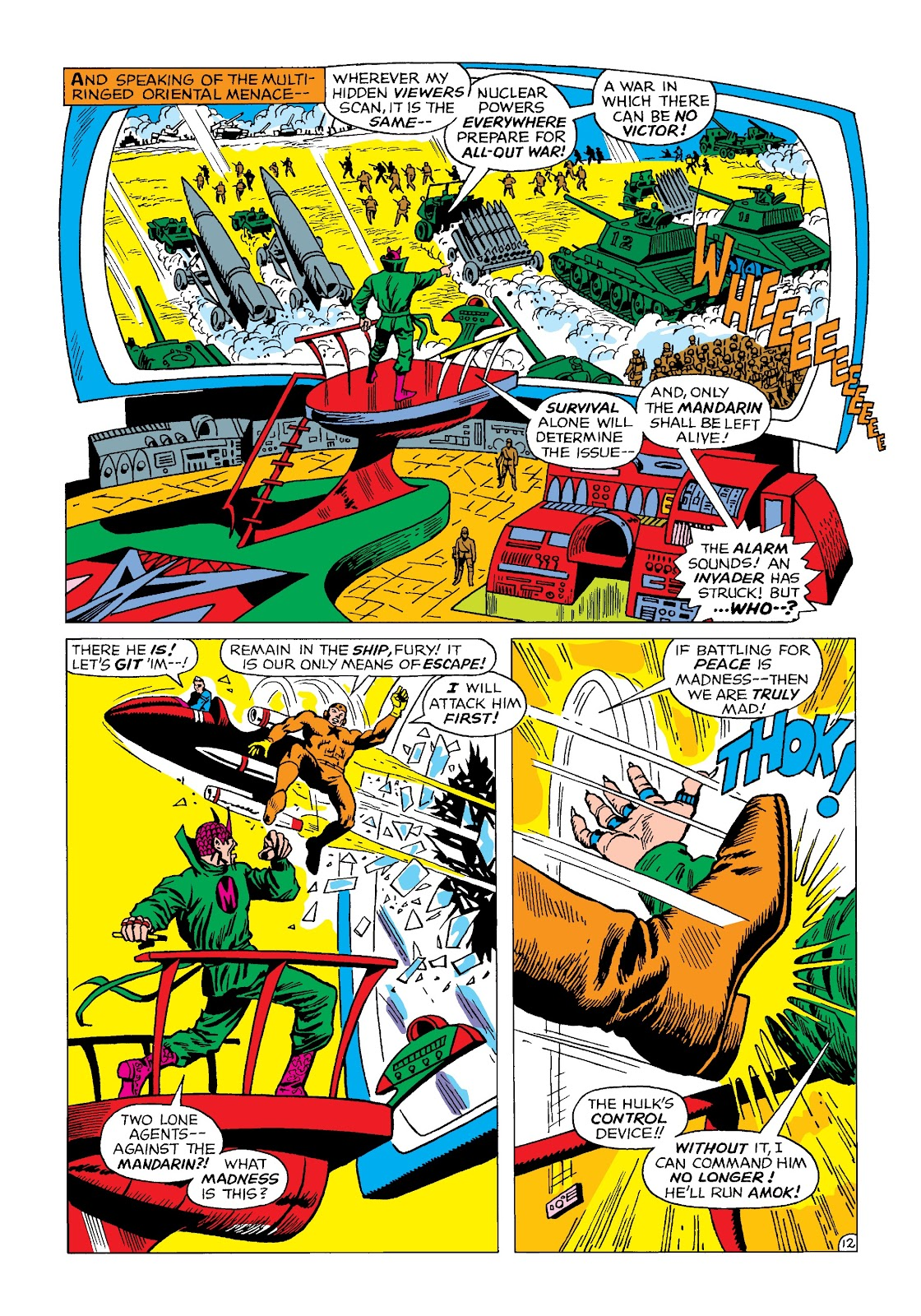 Read online Marvel Masterworks: The Incredible Hulk comic -  Issue # TPB 4 (Part 2) - 24