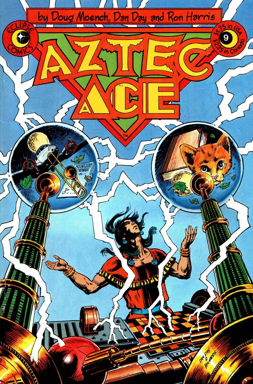 Aztec Ace 9 Page 1