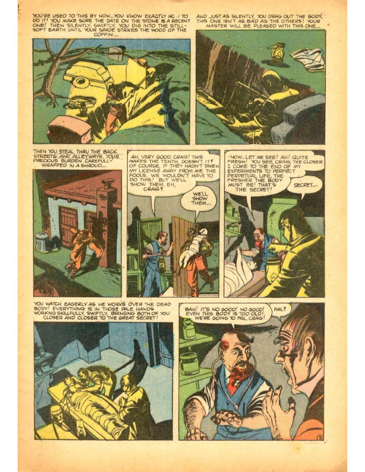 Spellbound (1952) issue 7 - Page 5