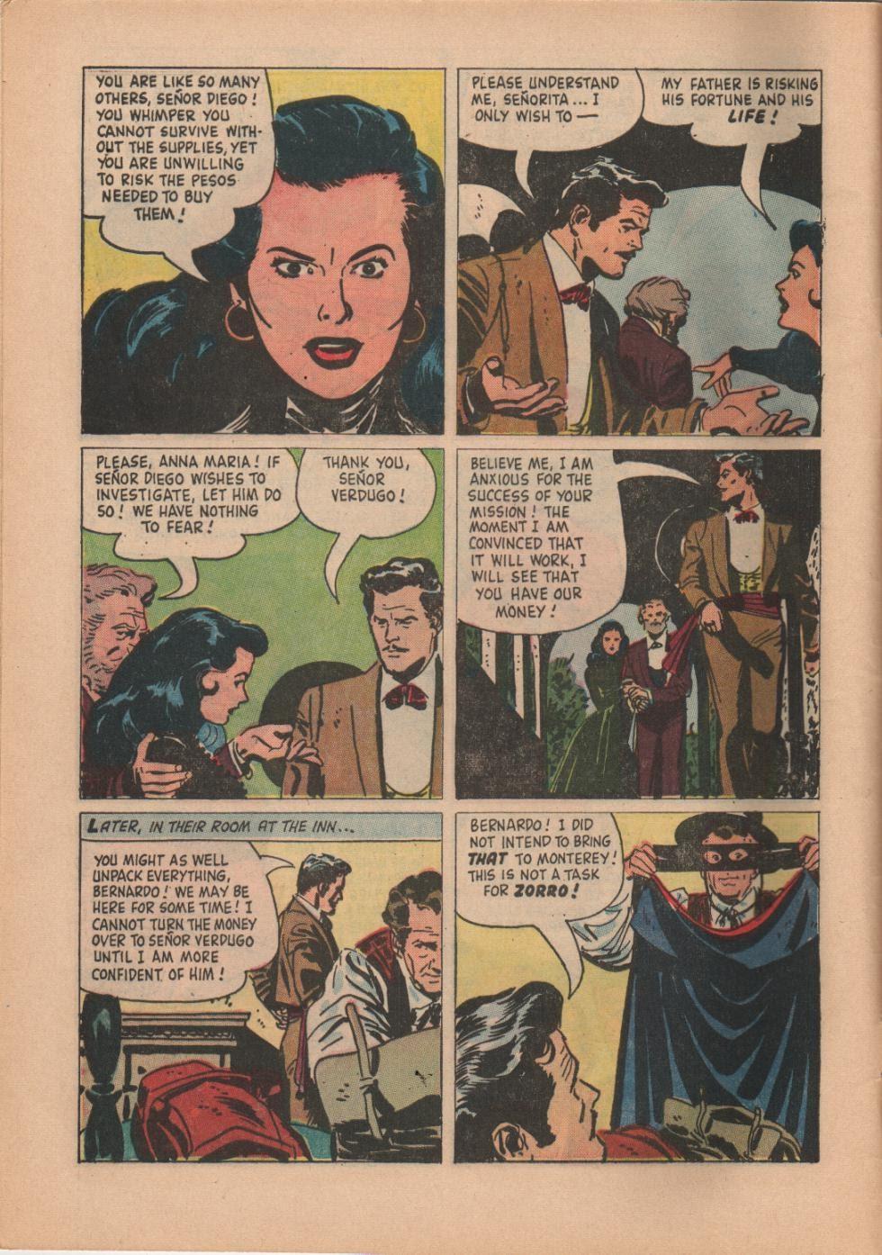 Zorro (1966) issue 5 - Page 8
