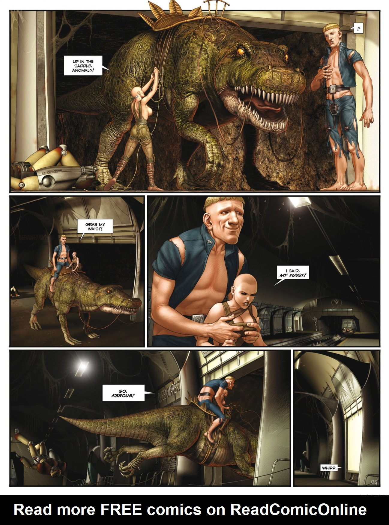 Read online Megalex (2014) comic -  Issue #2 - 10