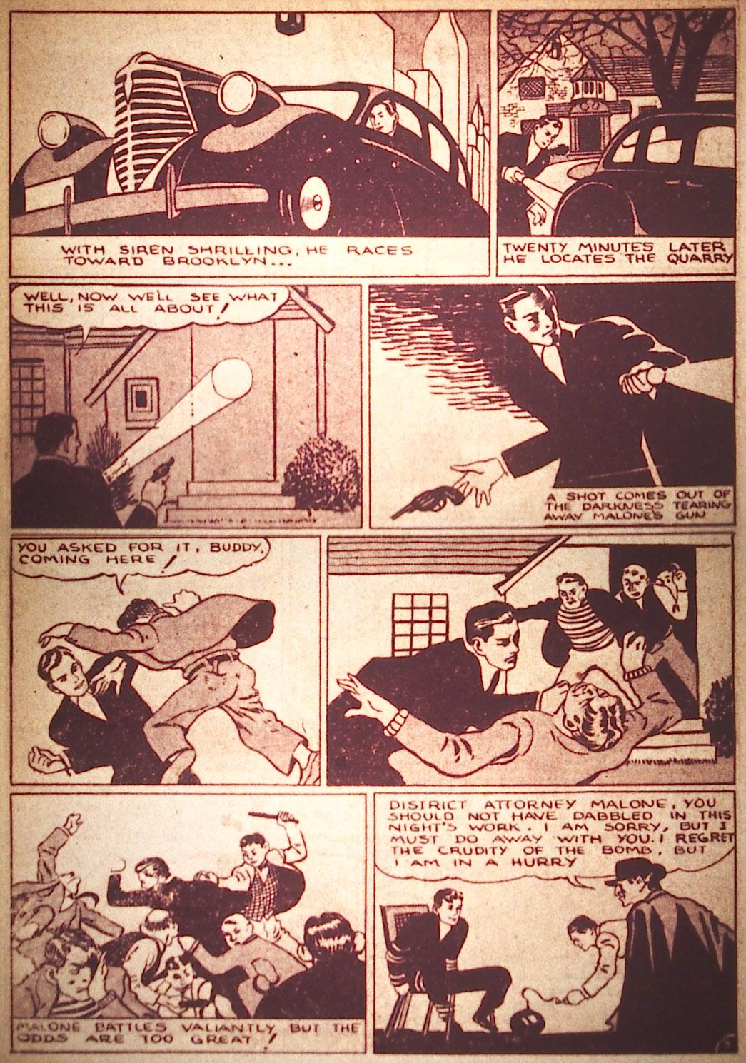 Read online Detective Comics (1937) comic -  Issue #18 - 50