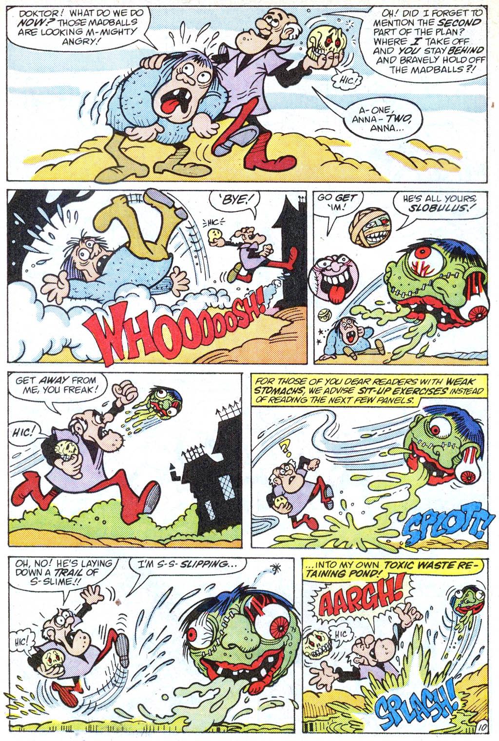 Madballs issue 1 - Page 11