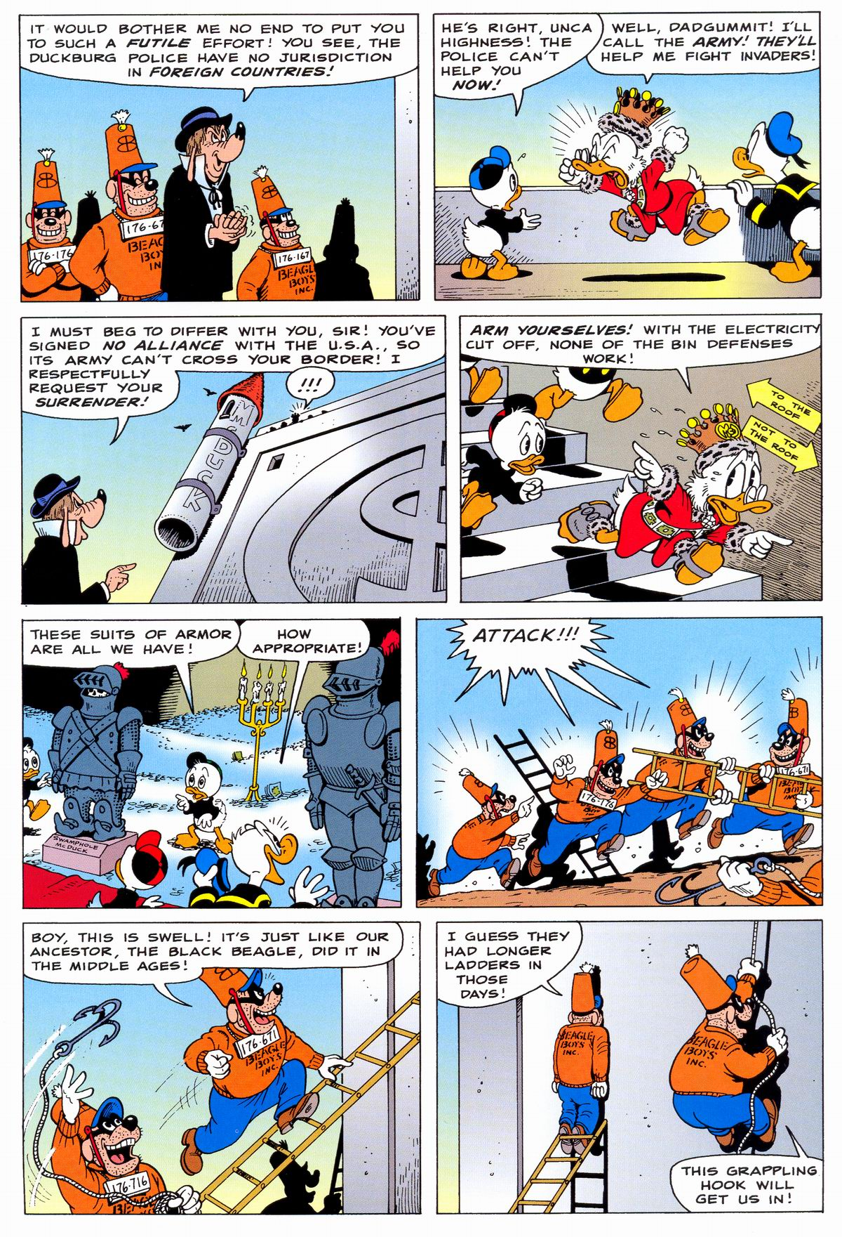 Read online Uncle Scrooge (1953) comic -  Issue #331 - 19