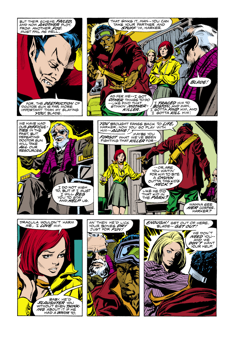 Tomb of Dracula (1972) issue 41 - Page 11