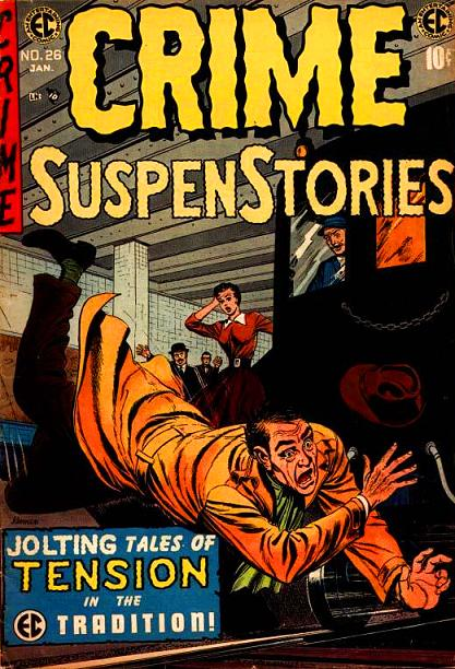 Crime SuspenStories 26 Page 1