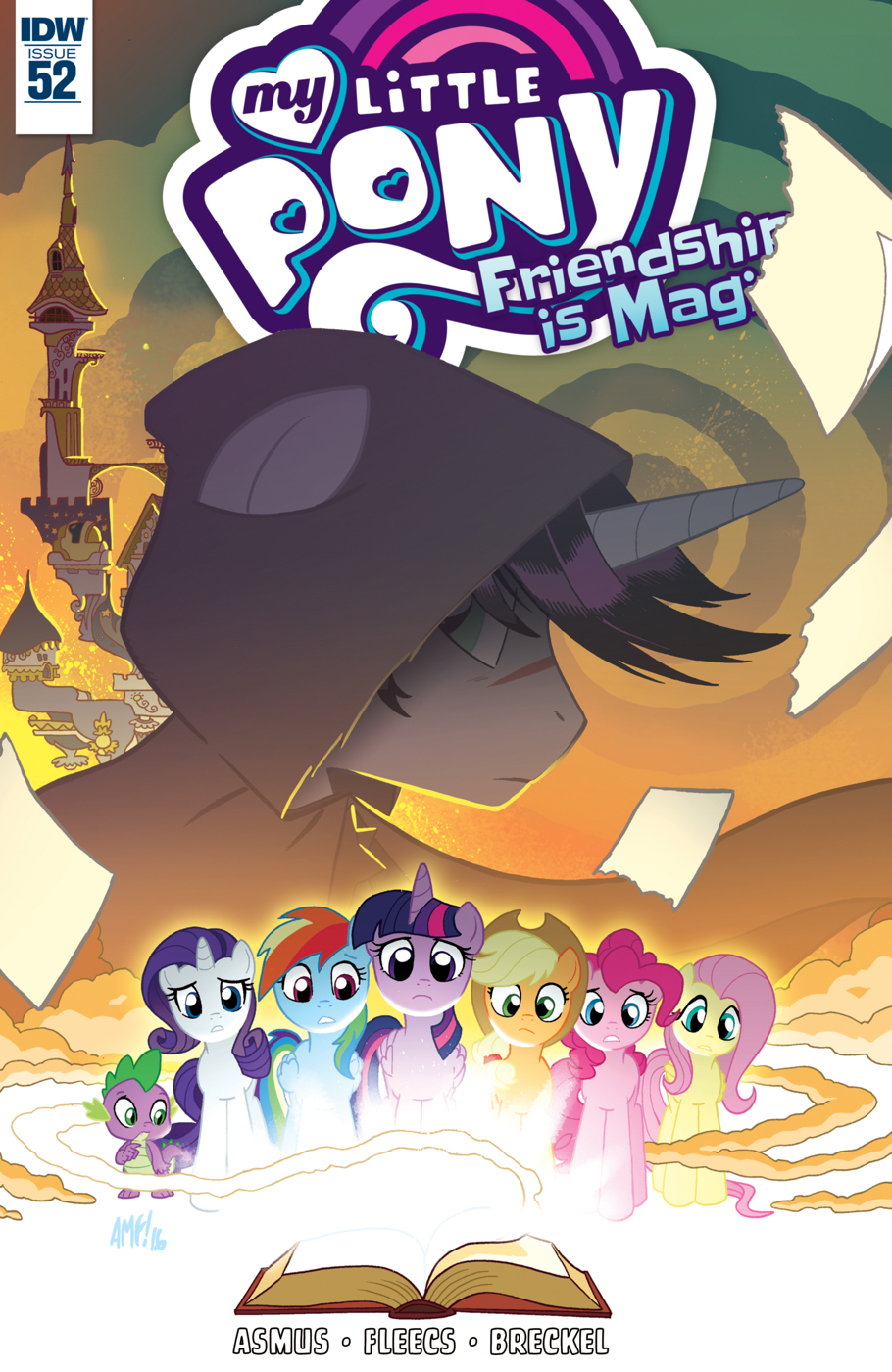 Read online My Little Pony: Friendship is Magic comic -  Issue #52 - 1