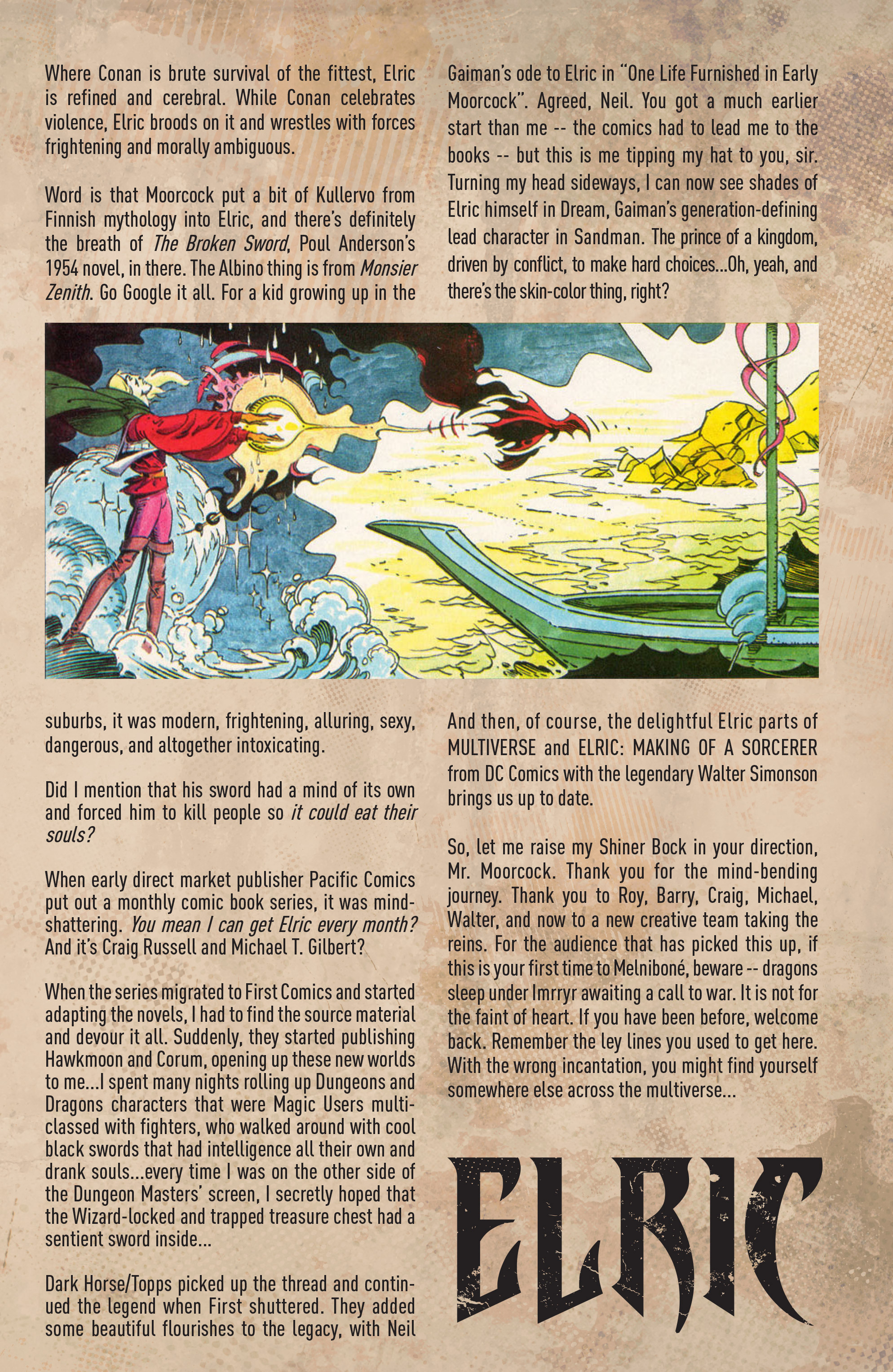 Read online Elric: The Balance Lost comic -  Issue # TPB 2 - 96
