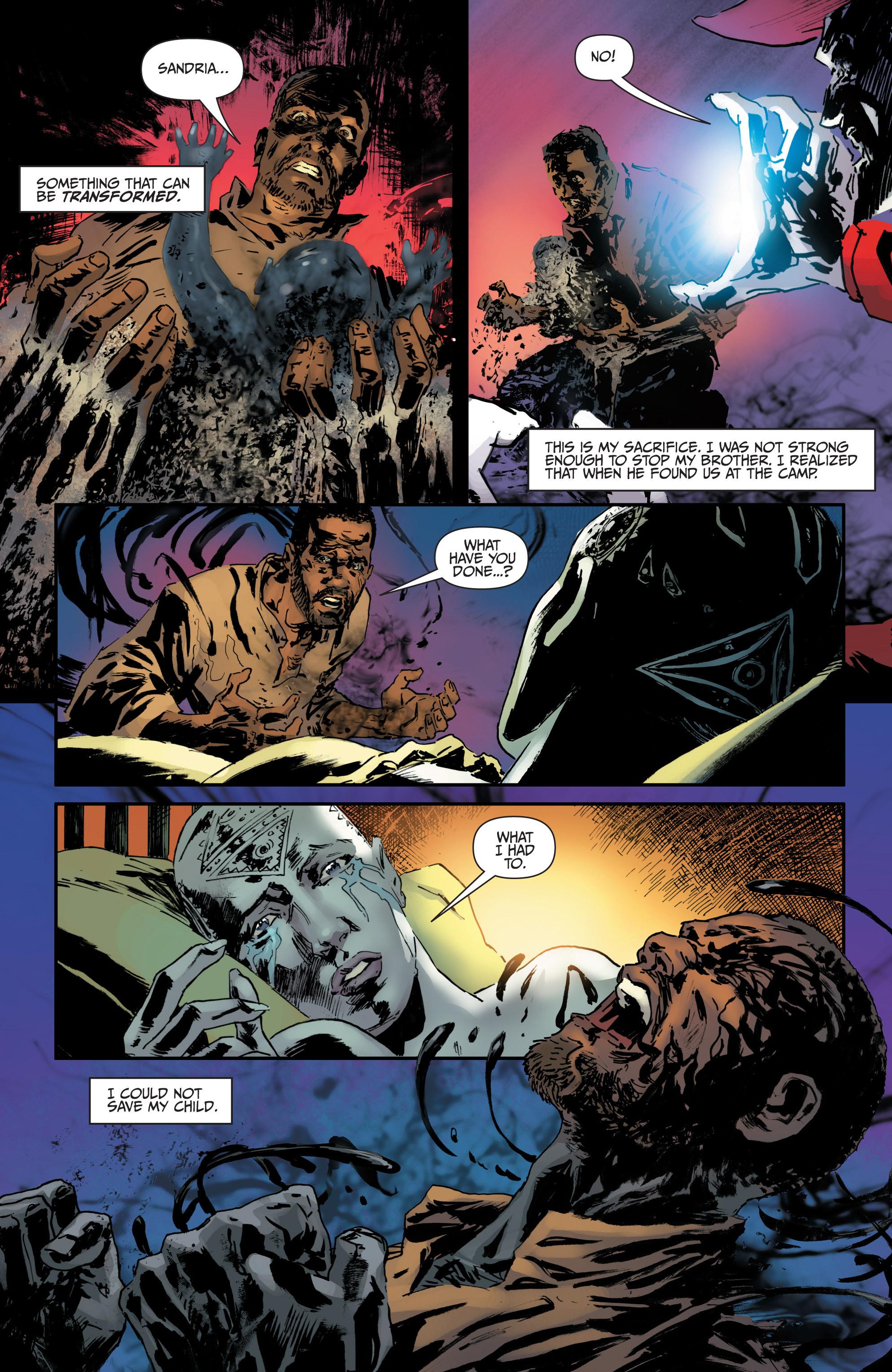 Read online Shadowman (2012) comic -  Issue #10 - 21