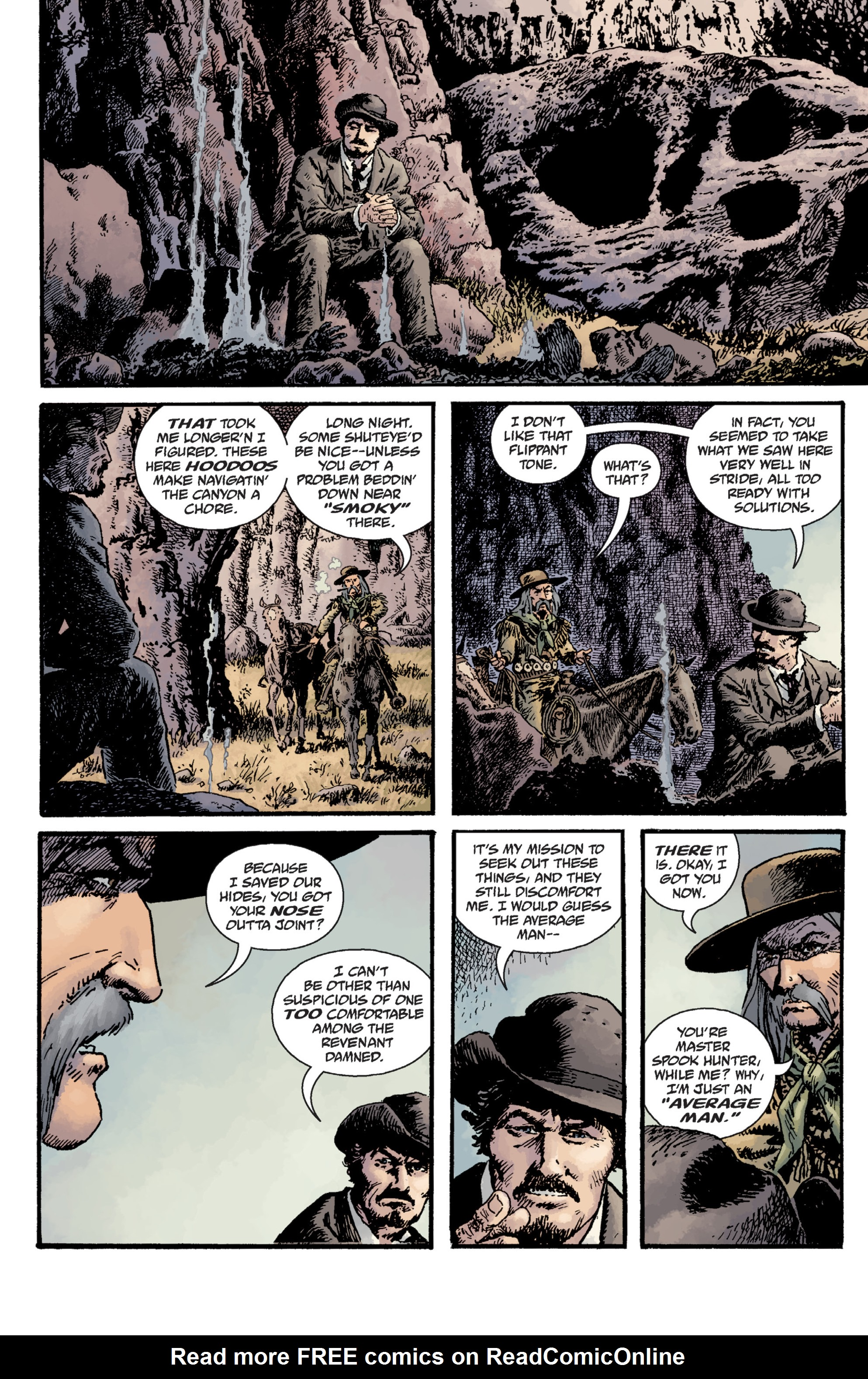 Read online Sir Edward Grey, Witchfinder: Lost and Gone Forever comic -  Issue # TPB - 60