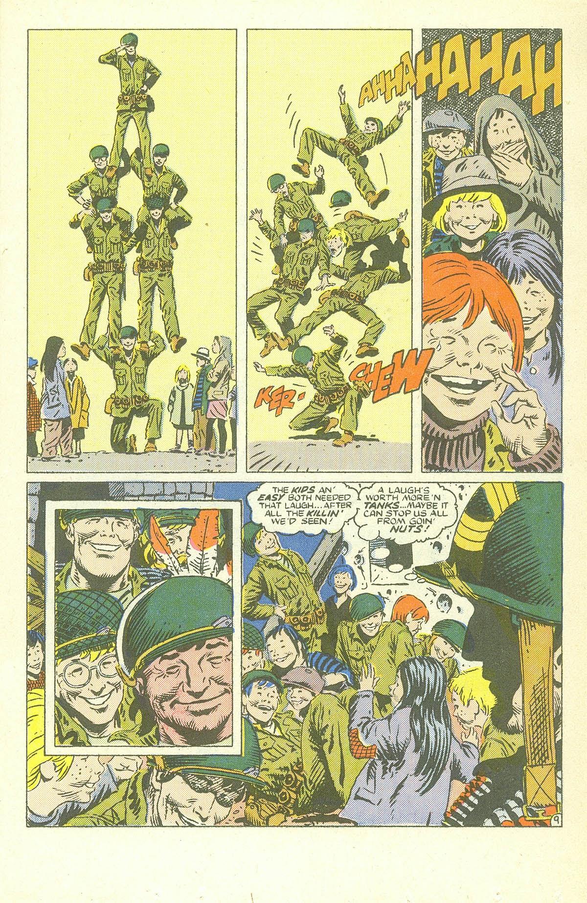 Read online Sgt. Rock comic -  Issue #409 - 14