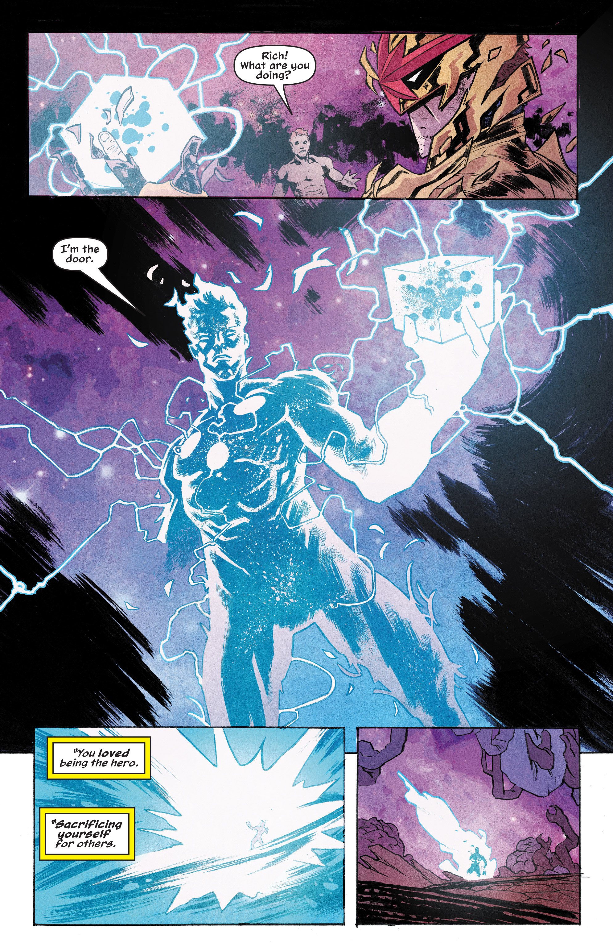 Read online Nova (2017) comic -  Issue #6 - 5