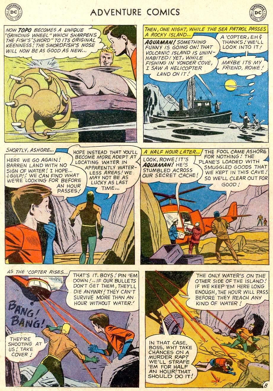 Read online Adventure Comics (1938) comic -  Issue #282 - 26