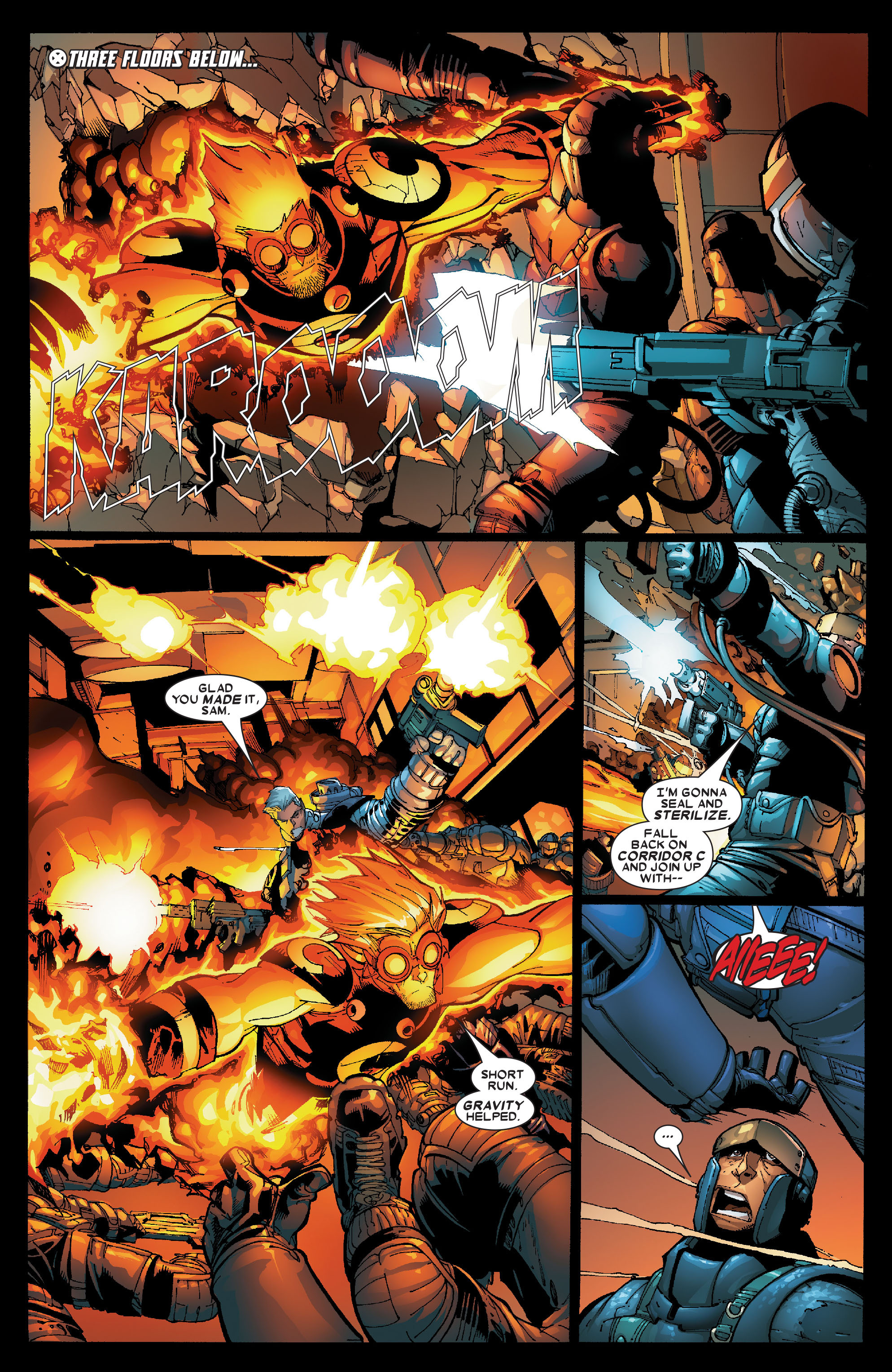 X-Men (1991) 196 Page 10