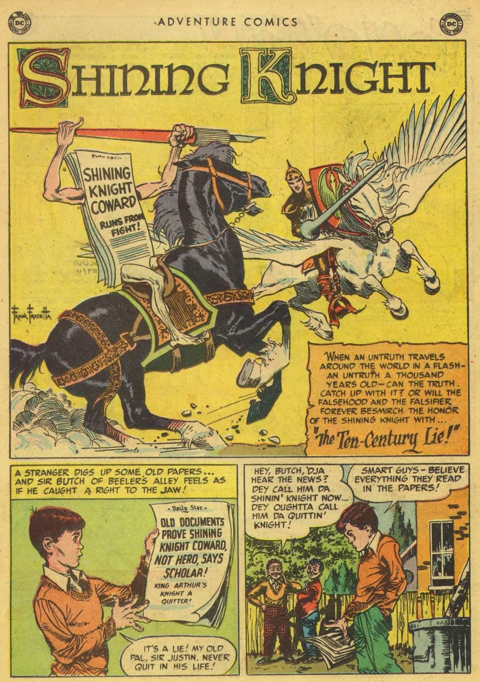 Read online Adventure Comics (1938) comic -  Issue #150 - 30
