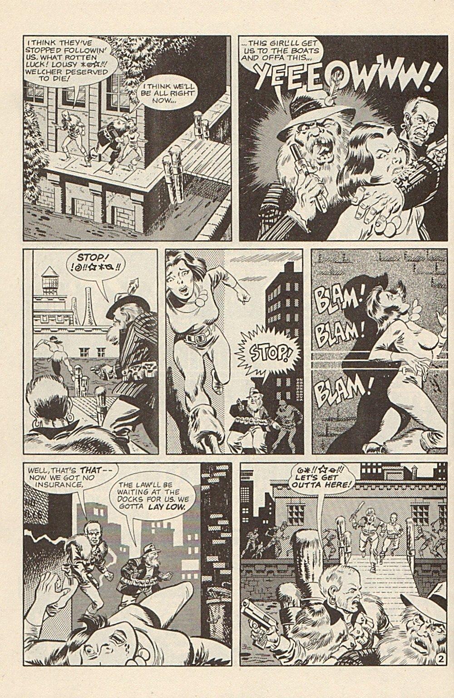 Read online Xenozoic Tales comic -  Issue #3 - 25