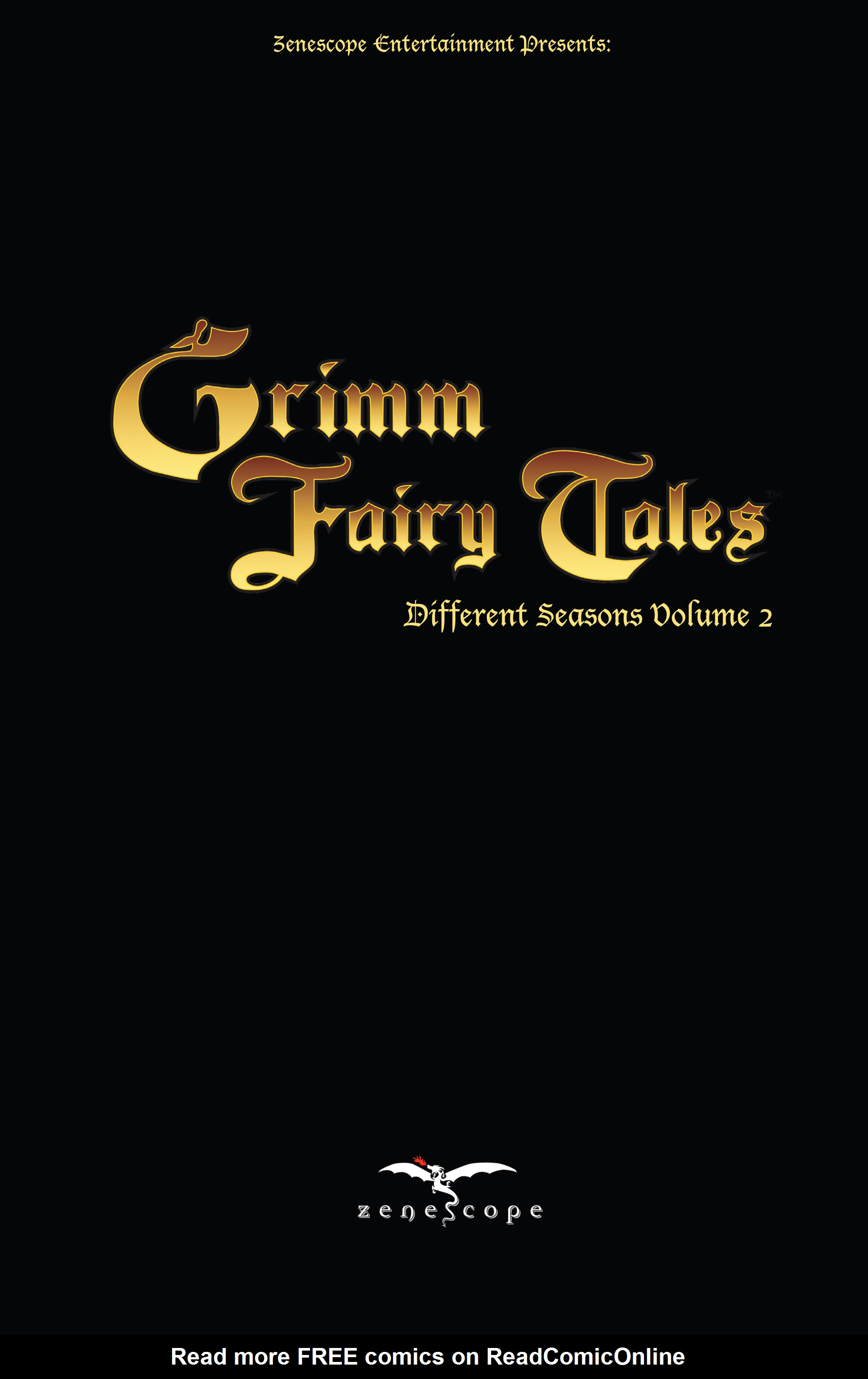 Read online Grimm Fairy Tales: Different Seasons comic -  Issue # TPB 2 - 2