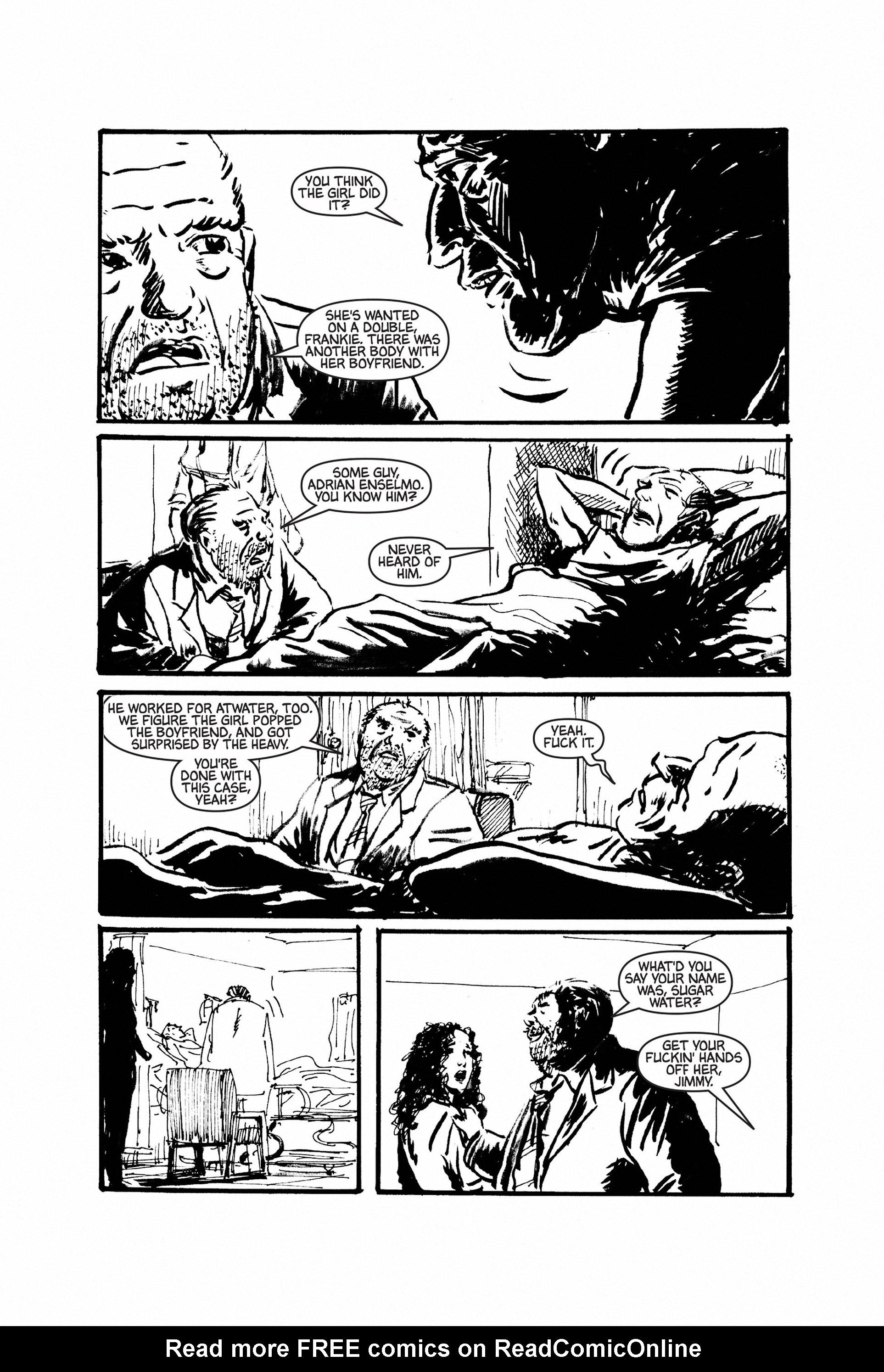 Read online Tumor comic -  Issue # TPB - 71
