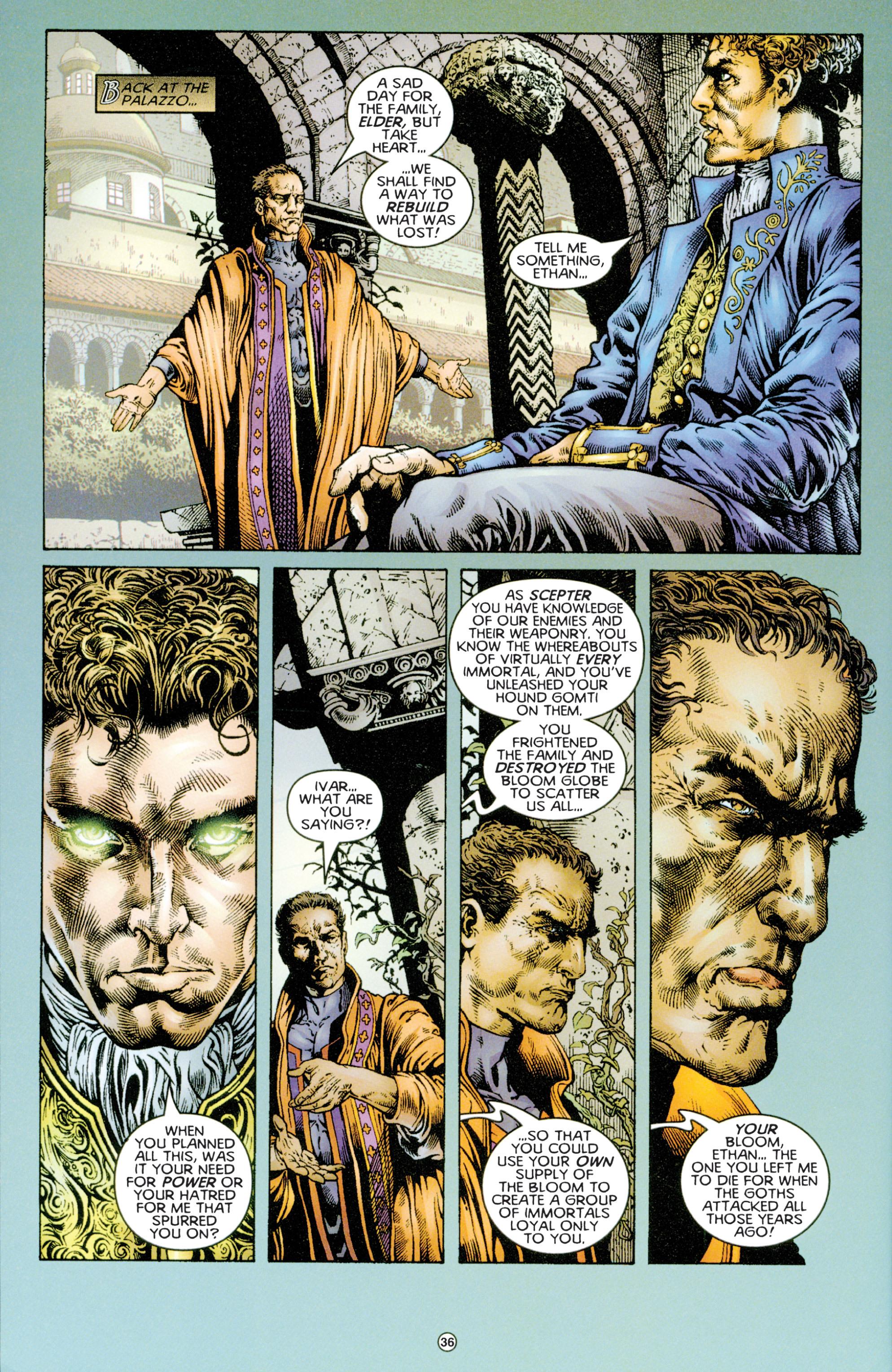 Read online Eternal Warriors comic -  Issue # Issue Time & Treachery - 35