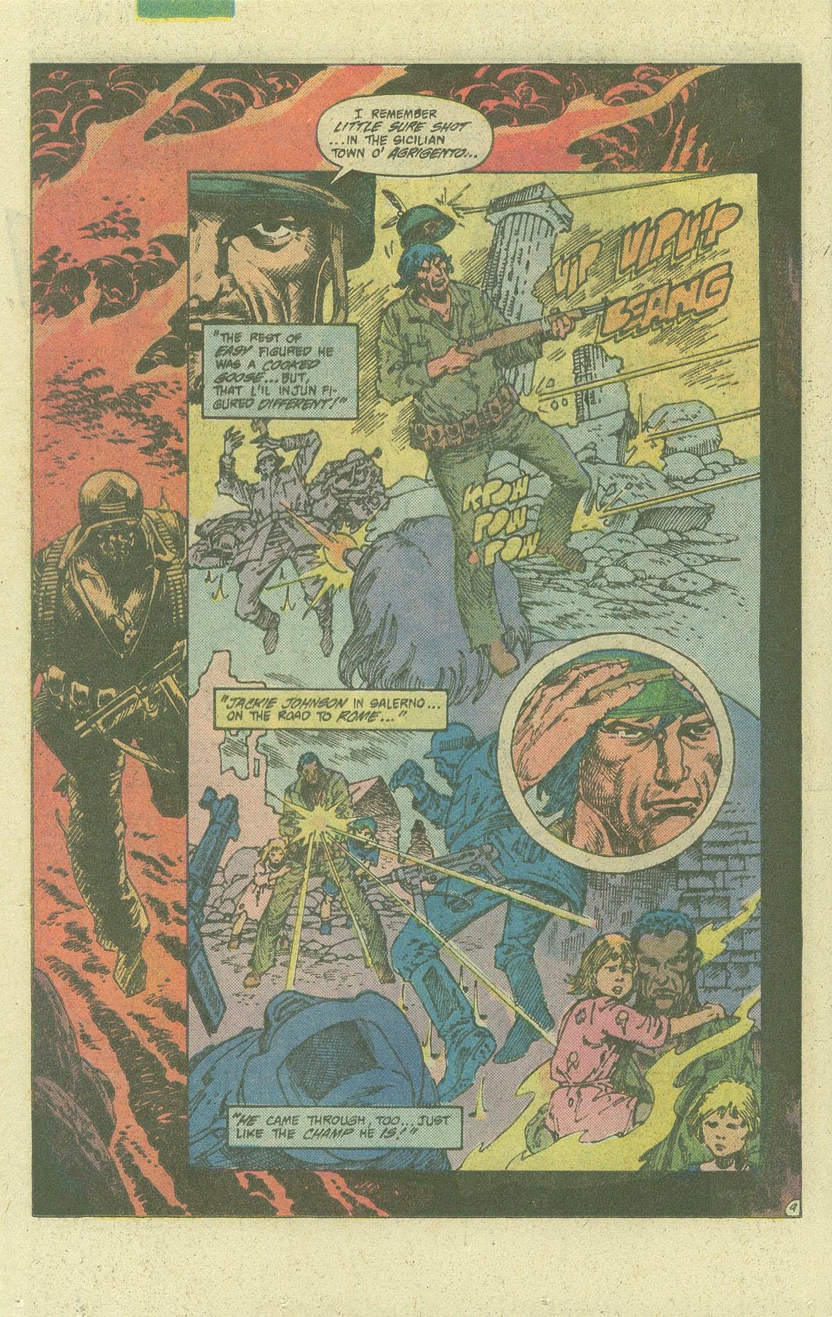 Read online Sgt. Rock comic -  Issue #400 - 11