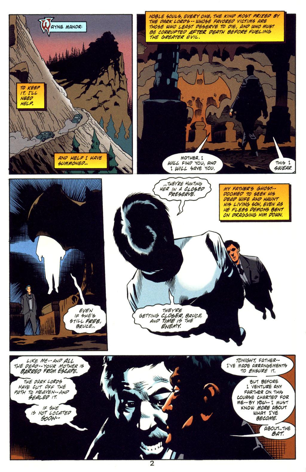 Read online Batman: Haunted Gotham comic -  Issue #4 - 4