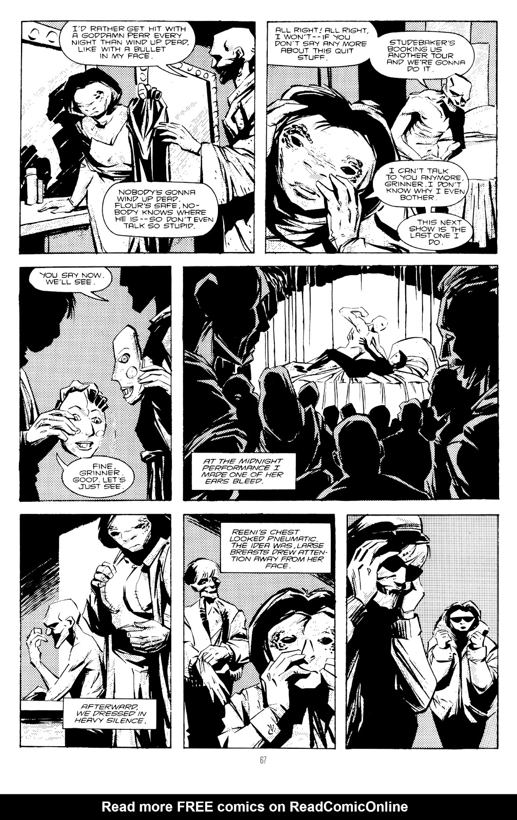 Read online Freaks' Amour comic -  Issue # TPB (Part 1) - 68