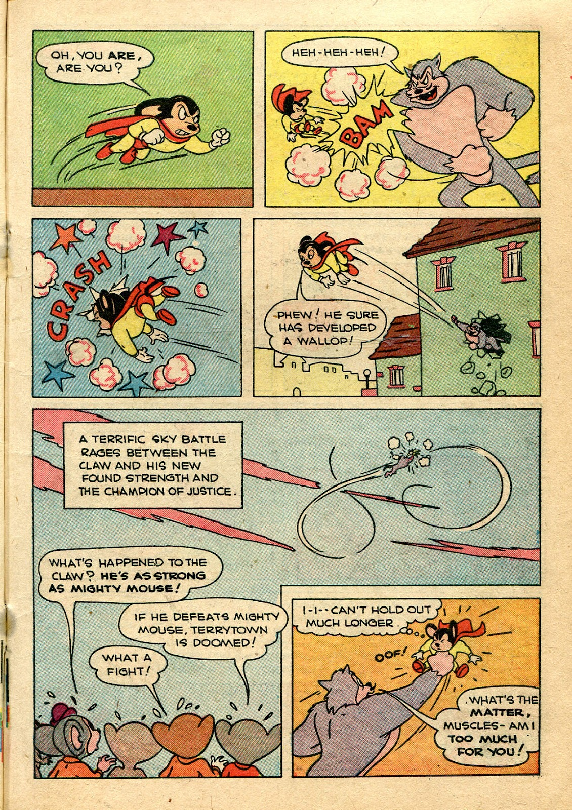 Terry-Toons Comics issue 80 - Page 9